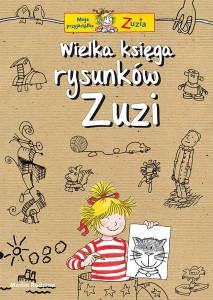 Wielka księga rysunków Zuzi
