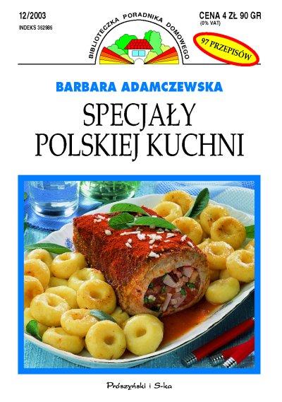 Specjały polskiej kuchni