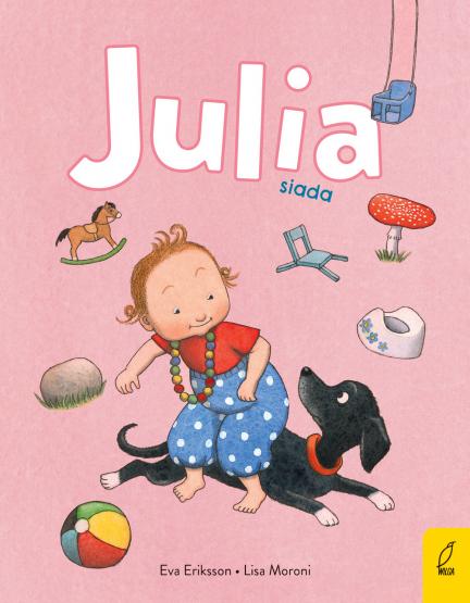 Julia siada