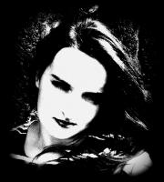 Scarlett Black Rose